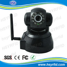 low price access control outdoor wireless wifi cctv camera with PT