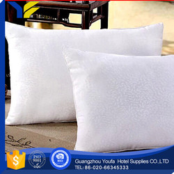 decorative luxury convex health care down pillow and down comforter