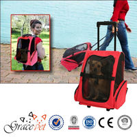 2016 Hot Selling Wholesale Manufacturer Best Puppy Products Travel Using Products Carrier Travel Nylon Backpack Dog Carrier