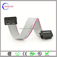 custom made alibaba supplier flat cable lcd display for car led display