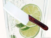 Ceramic kitchen knife