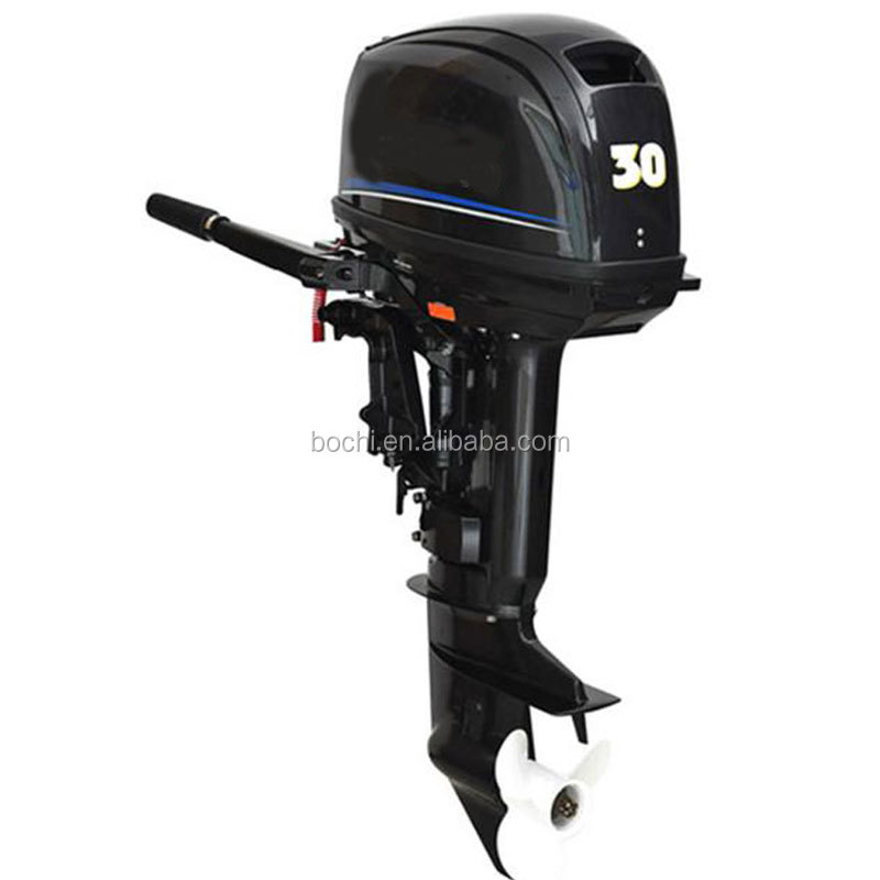 Chinese New Type 2 Stroke 30hp Outboard Engine For Boat