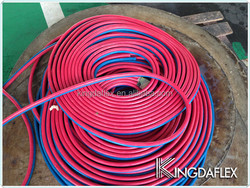 Russian Standard good price rubber hose for gost 9356-75 high pressure rubber welding hose