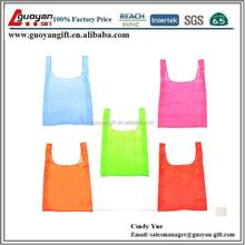 Reusable 190T Polyester Shopping Bag