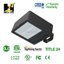 "12""*12"" 75W LED parking lot shoe box with motion sensor,5000K,120-277V,5 years warranty"
