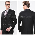 de alta calidad de negocios formales trajes de hombre