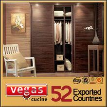 Guangzhou modular design veneer wardrobe