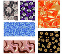 Contemporary new products embroidered carpet or rug