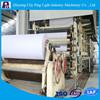Digital Printing Paper Making Machine, White Offset Paper Making Machine for Paper Mill from Wood Pulp, Bagasse Pulp