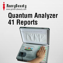 Software Quantum Bio Magnetic Resonance Analyzer with 41 Reports
