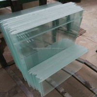 CE approved tempered glass 3mm 4mm 6mm