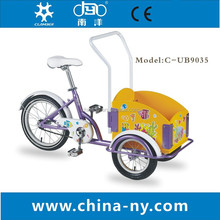 16 inch kids tricycle/kids trike/kids cargo bike