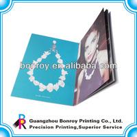 printing customized casual jewellery magazine