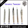 Hot THC stainless steel straight tweezers