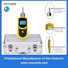 Portable manufacture N2 nitrogen gas detector for gas cylinder