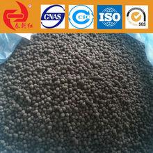 NPK fertilizer 14-9-20 +Humic acid /black granular /Potassium Based