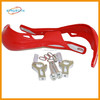 china motorcycle spare parts, dirt bike parts CNC alloy red colorful scooter hand guard