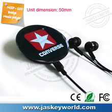 Personal Designed Promotion Gift Mini MP3 Waterproof mini mp3 with cartoon design