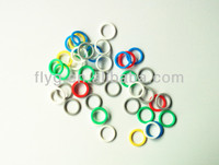 Rubber O Ring for Jewelry,Color O Ring