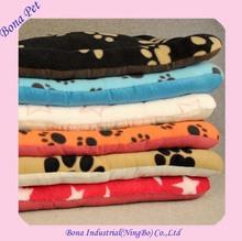 Hot Sale Coral velvet Moistureproof Warm Pet Dog Cat Bed Mattress
