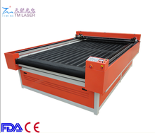 car cushion/textile laser cutting machine 60W-130W Compact CO2 and fiber laser engravers and cutter