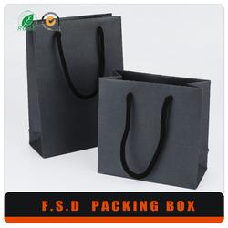 hot design luxurious new idea paper bag