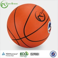 Zhensheng Rubber Basketball Ball Official Size 7