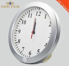 HD 1280*720 Wifi Wall Clock Camera IP Video Recording