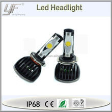 2015 40w 3600 lumen super bright led headlight bulb h7,portable led head lamp