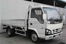 China 600P Dump Truck Manual with ISUZU Specification