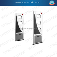 Synco ISO 15693 RFID library reader, access control security RFID Gate for in surpermark/libarary