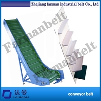 High Quality Plastic Baffle Plate Conveyor Belt