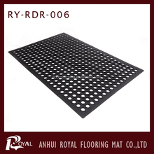 1 Inch Thick 3M Hollow Rubber Floor Mat Roll for Playground