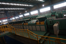 cold-rolled rebar annealing equipment