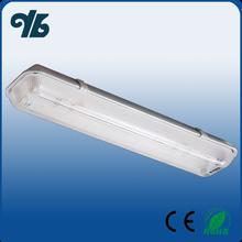T8 flourescent light fixture IP65 T5 LED/Fluorescent waterproof lamp