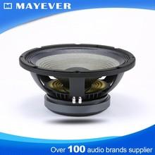 "J12K350 high quality 12"" powered mid bass speaker driver"