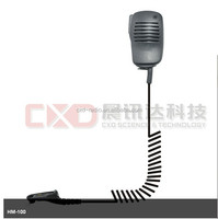 2014 the newest Two-Way Radio Light Weight Shoulder Microphone