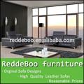 estilo rústico móveis itália sofá reclinável de couro