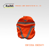 functional use waterproof backpack cover/reflective safety bag cover