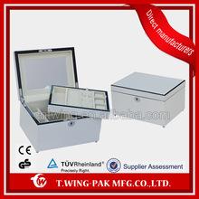 gran caja de madera de joyería JB-25