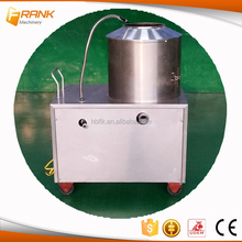 price of patato peeling machine