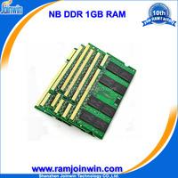 China laptop price in India RMA Less than 1% sodimm 1gb ram memory ddr