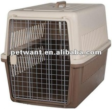 xs/s/m/l/xl sized dog kennel removable wheels
