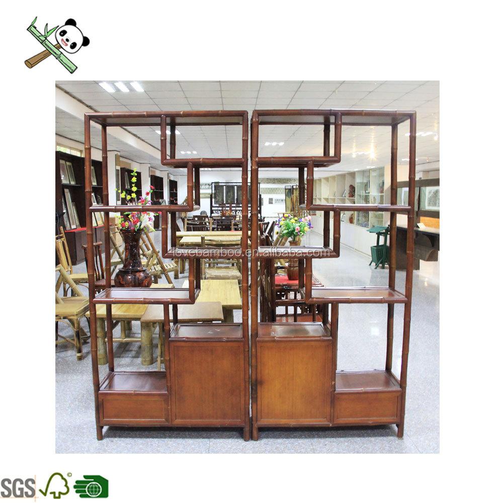 Высокое качество декоративный бамбук для хранения файлов кабинета