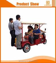 passenger electric auto rickshaw tuk tuk cargo tricycle bike