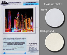 100% Waterproof artists Cotton Blend digital blank inkjet canvas printing for wholesale