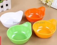 2015 Color plastic bowl tableware hotpot restaurant little seasoning sauce bowl