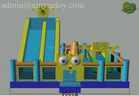 9x9 Giant spongebob inflatable bouncer,spongebob inflatable castle