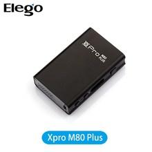 Black,Silver,Gold Smok Xpro M80 Mod 0.1-4.0ohm Smok M80 Plus Box Mod