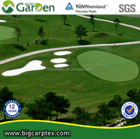 UV resistent hot sale artificial grass for golf long duration outdoor synthetic grass